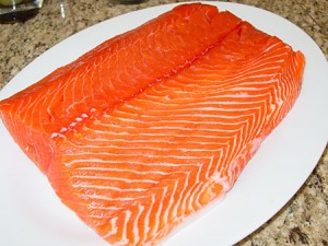 Salmon Proteins Rich Foods